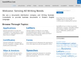 applicationforleave.com