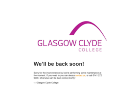 applications.glasgowclyde.ac.uk