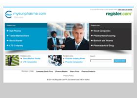 applications.mysunpharma.com
