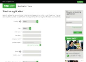 applications.sagepay.com