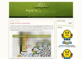 applicationstoreoptimization.blogspot.in
