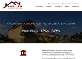 applied-valuation.com