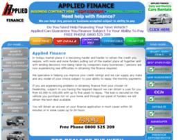 appliedfinance.co.uk