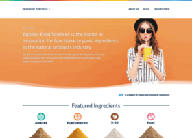appliedfoods.com