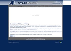 appliedlasersllc.com