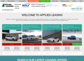appliedleasing.co.uk