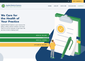 appliedmedicalservices.com