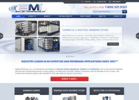 appliedmembranes.com