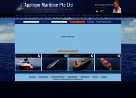 applique-maritime.com