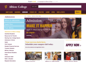 apply.albion.edu