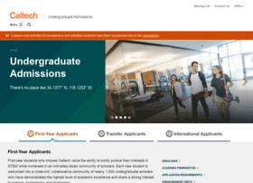 apply.caltech.edu