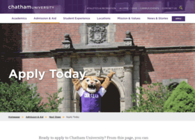 apply.chatham.edu