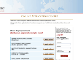 apply.eselondon.ac.uk