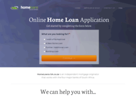 apply.homeloans-sa.co.za