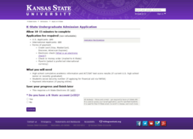 apply.ksu.edu