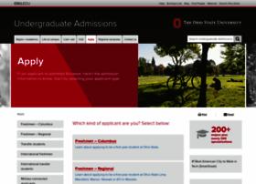 apply.osu.edu