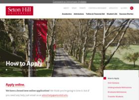 apply.setonhill.edu