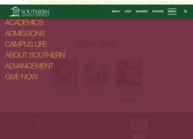 apply.southern.edu