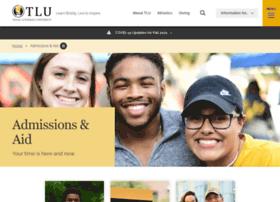 apply.tlu.edu