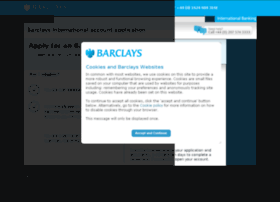 applyinternational.barclays.com