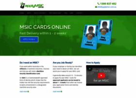 applymsic.com.au