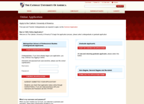 applyonline.cua.edu