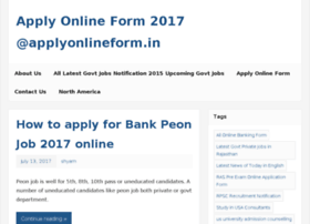 applyonlineform.in