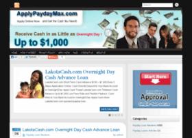 applypaydaymax.com
