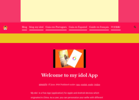 appmyidol.com