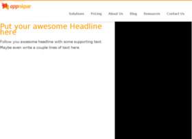 appnique.hs-sites.com