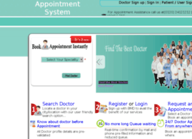 appointment.medical4india.com