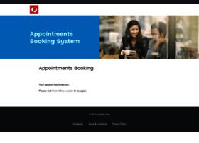 appointments.auspost.com.au