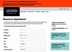appointments.uchc.edu