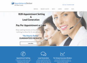 appointmentsetter.ca