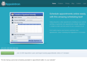 appointron.com
