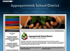 apposchooldistrict.com