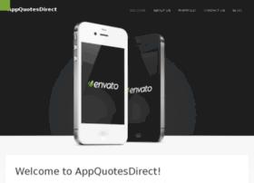 appquotesdirect.com