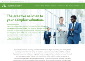 appraisaleconomics.com