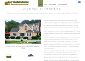 appraisals-unlimited.org