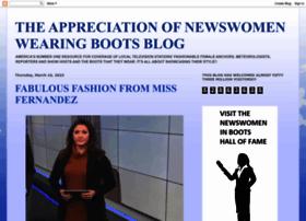 appreciationofbootednewswomen.blogspot.de