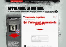 apprendre-la-guitare-seul.com