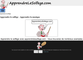 apprendrelesolfege.com