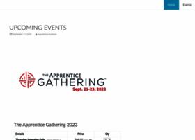apprenticegathering.eventsmart.com