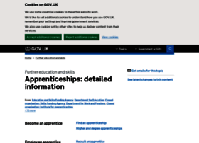 apprenticeships.org.uk