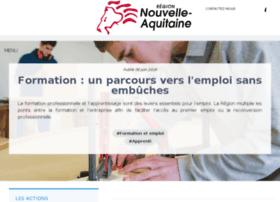 apprentissage.aquitaine.fr