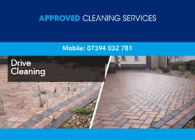 approvedcleaningservices.com