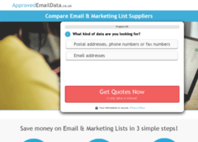 approvedemaildata.co.uk
