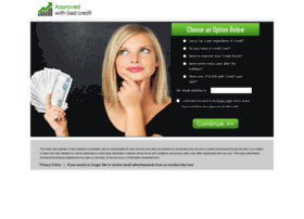 approvedwithbadcredit.com