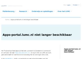 apps-portal.lumc.nl