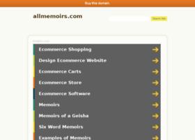 apps.allmemoirs.com